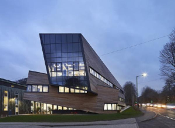 Durham University's Ogden Centre for Fundamental Physics houses the ICC and DiRAC