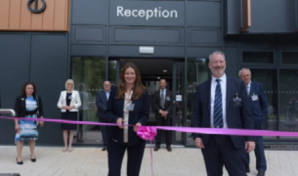 Minister Gillian Keegan Officially Opens £10.3m Institute of Technology Digital and Data Centre