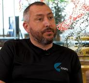 Darren Reid, 4Com, installations director