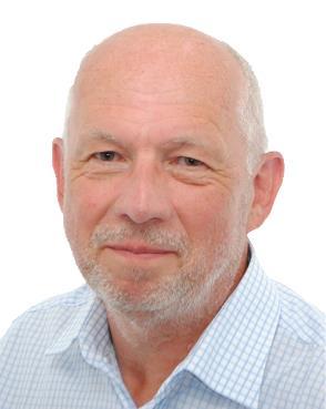 Christian Schillab, application engineer EMEA, Fluke