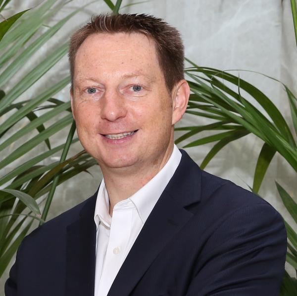 Florian Malecki, vice president international marketing at Arcserve