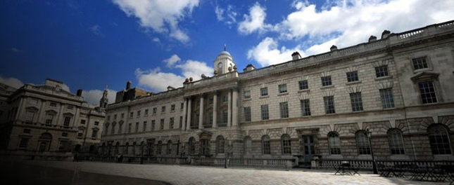 pic: kings college somerset house